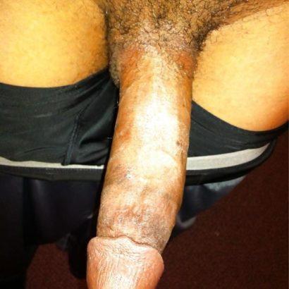 Dicker Riesen Penis