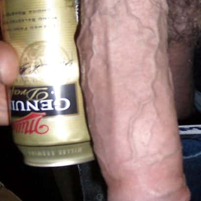 Extrem dicker Riesen Penis