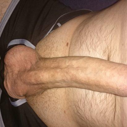 Langen Penis zeigen