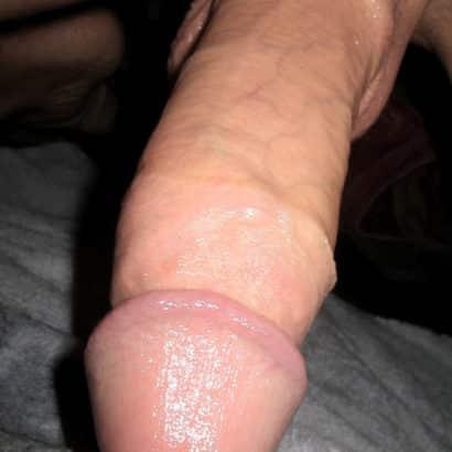 Riesen Penis ganz nah