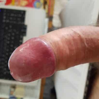 weichen Penis zeigen