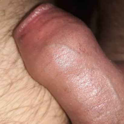 schlaffer Penis ganz nah