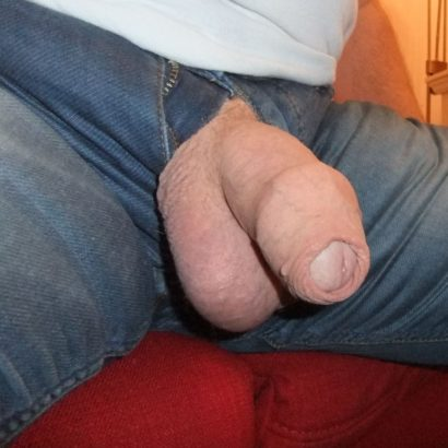 Penisfotos aus der Hose