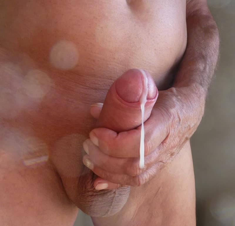 Sperma abwichsen