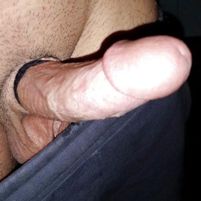 Cockring abgebunden