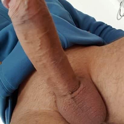 Dünner Penis dicke Eichel