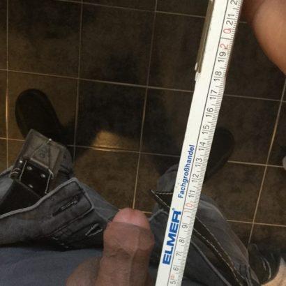 Mini Pimmel messen