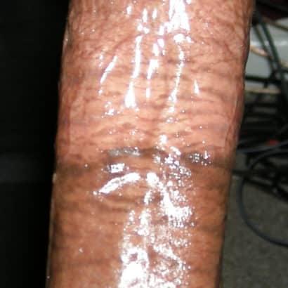 Beschnittener großer Pimmel